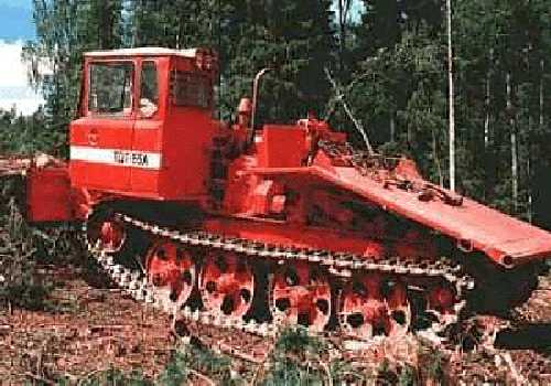 foreign timber carrying tractor part and machine tdt 55
